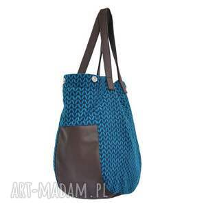 niebieskie na ramię modne-torebki-2017 24-0011 niebieska torebka damska