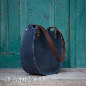 torebka z-zamkiem na ramię oryginalna torba ręcznie