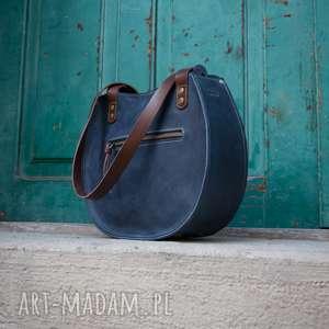 awangardowe na ramię torebka z-prawdziwej oryginalna torba ręcznie