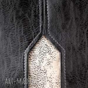 INCAT na ramię shopper pillar - duża torba - czerń