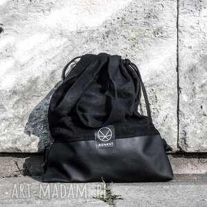 na ramię konopie plecak worek torba torebka konopia