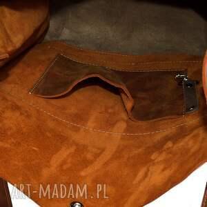 skórzanatorebka na ramię ręcznie robiona skórzana torebka