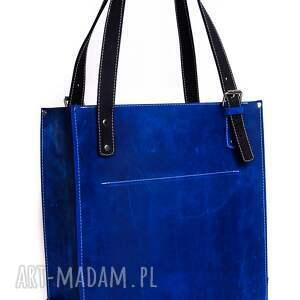 na ramię damskie torebki ręcznie robiona skórzana torebka