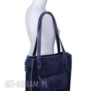 damskie torebki ręcznie robiona skórzana torebka