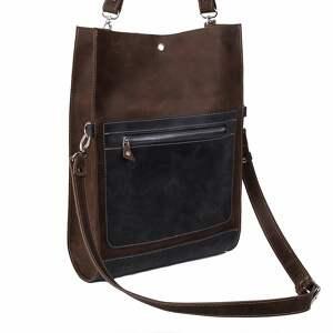 pomysł na prezent świąteczny skórzane torby skórzana torebka wykonana ręcznie z wysokiej