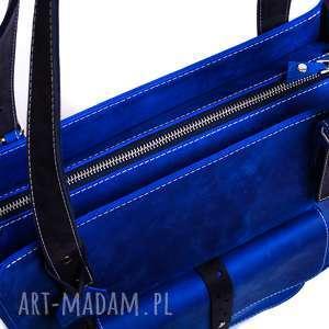 gustowne na ramię skórzane torby ręcznie robiona skórzana torebka
