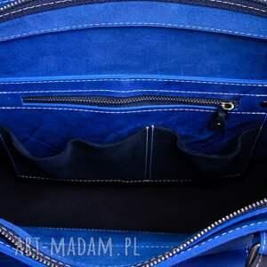 gustowne na ramię damskie torebki ręcznie robiona skórzana torebka