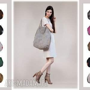 ae234827f83c9 modne-torby-zakupowe na ramię 06 -0013 różowa torba worek xxl