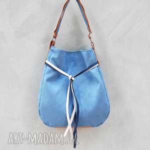 kolorowe na ramię prezent simply bag - duża torba worek