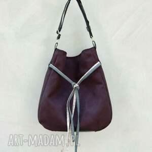 na ramię worek simply bag - piękna, niebanalna torba