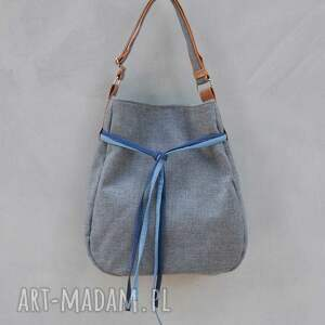 niepowtarzalne na ramię worek simply bag - duza torba