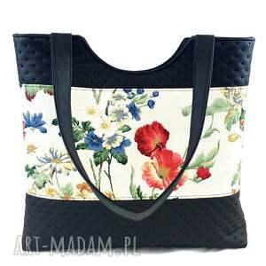 wyjątkowe na ramię torebka springs flowers