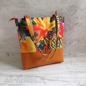 handmade na ramię torba