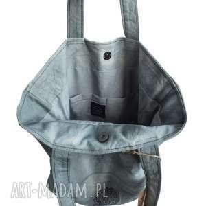 eleganckie na ramię torba-bawełniana torba orientalna bodhi