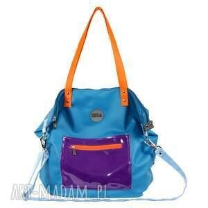 awangardowe na ramię torba-damska torba damska z kieszonką