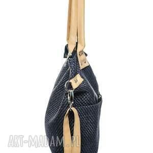 e506ca454c23c atrakcyjne na ramię czarna torba damska plecionka black camel