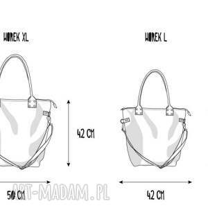 torba-na-prezent na ramię torba damska z kieszonką
