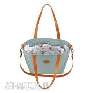 elegancka na ramię torba damska cuboid waterproof