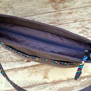 nietuzinkowe na ramię torba hobo z kieszeni&#261