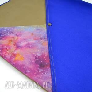 miejska na ramię niebieskie torba serenity blue