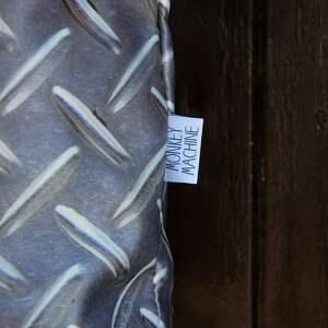 skóra na ramię torba mr. m blacha/uszy