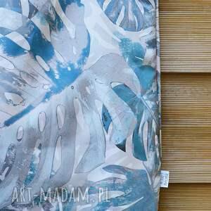 monstera na ramię niebieskie torba mr m blue / uszy