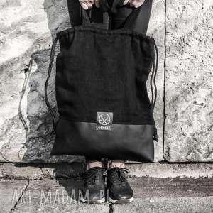 na ramię torba na ramie plecak worek torebka konopia