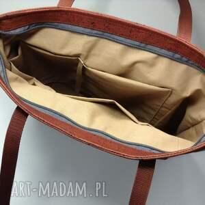 na ramię przechowywanie torba wykonana z mocnego, sztywnego jeansu