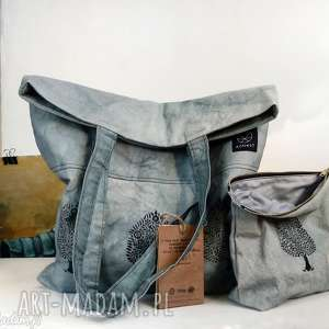 na ramię torba-bawełniana torba orientalna bodhi