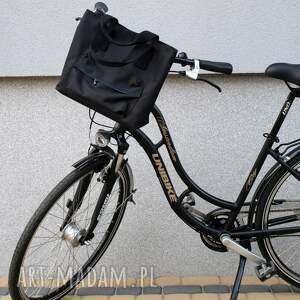 na ramię rower torba rowerowa romania czarna