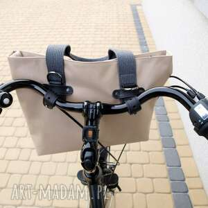 na ramię torba rowerowa san marino beż