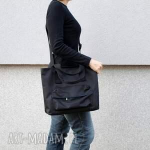 na ramię torba rowerowa romania czarna