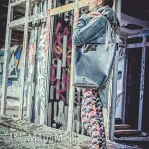 wygodna na ramię torba shopper neon ain t no secret