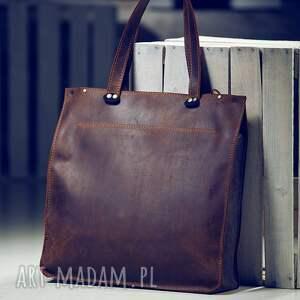 brązowe na ramię torebka torba ramię, ręcznie