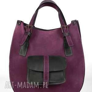 torba kolorowa na ramię torebka ręcznie wykonana