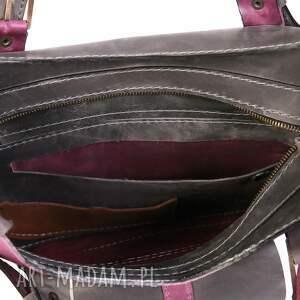 unikatowe na ramię torba kolorowa torebka ręcznie wykonana
