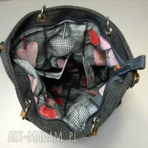 brązowe na ramię torebka torba ramię, do ręki.