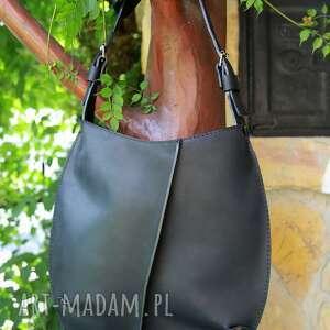 na ramię torebka skórzana torba ręcznie robiona