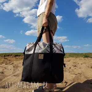 hand made na ramię torba worek - summer vibes