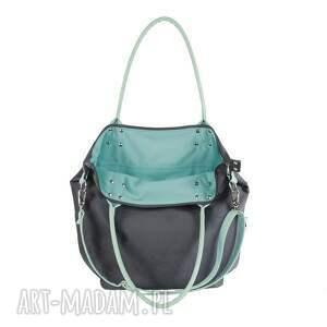 unikatowe na ramię mana-mana torba worek mysza #mint