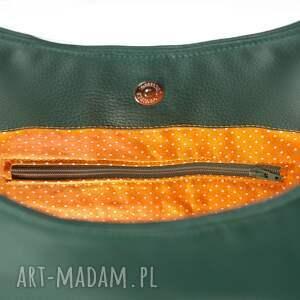 na ramię torba na ramie worek zielen z miodem