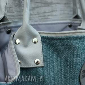 zakupy na ramię torba worek rasp marine