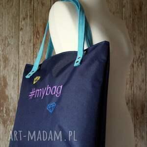 b1fffb967c479 unikalne na ramię torebka torba z haftem  mybag