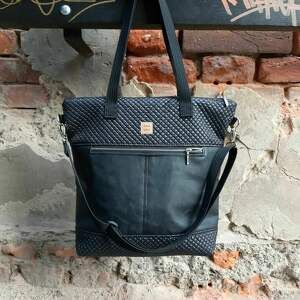 wyraziste na ramię duża torba torebka catoo premium #02