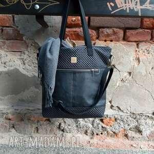 duża torba na ramię torebka catoo premium #02