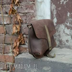 eleganckie na ramię torebka damska skórzana ręcznie