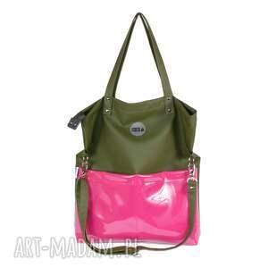 na ramię: torebka kieszenie