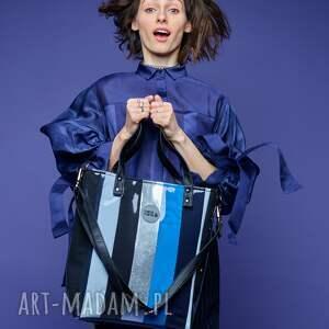 trendy na ramię paski torebka damska cuboid