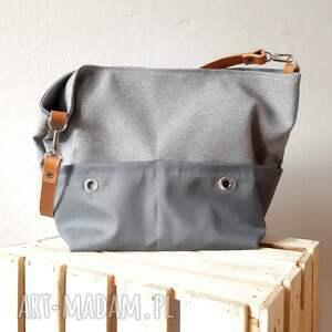 na ramię wiosenna torebka na ramie w stylu