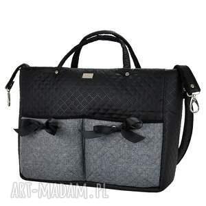 szare na ramię torba torebka farbaby leas_world 662